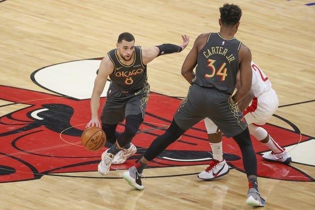 Chicago Bulls vs Los Angeles Lakers NBA Picks, Odds, Predictions 1/23/21