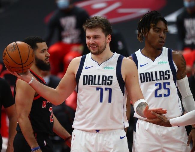 San Antonio Spurs vs Dallas Mavericks NBA Picks, Odds, Predictions 1/22/21