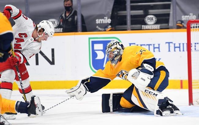 Nashville Predators at Dallas Stars - 1/22/21 NHL Picks and Prediction