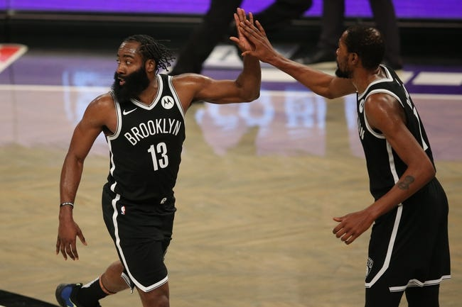 Brooklyn Nets at Cleveland Cavaliers - 1/20/21 NBA Picks and Prediction