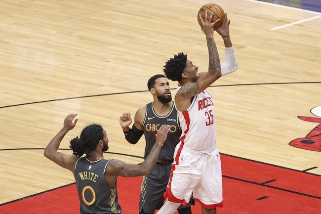 Houston Rockets at New Orleans Pelicans - 1/30/21 NBA Picks and Prediction