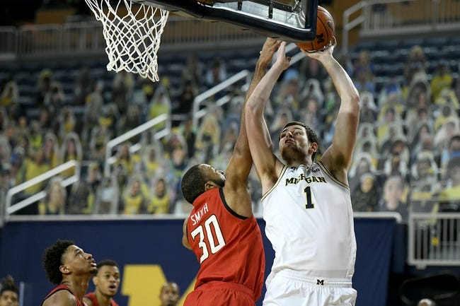 Michigan at Ohio State - 2/21/21 College Basketball Picks and Prediction