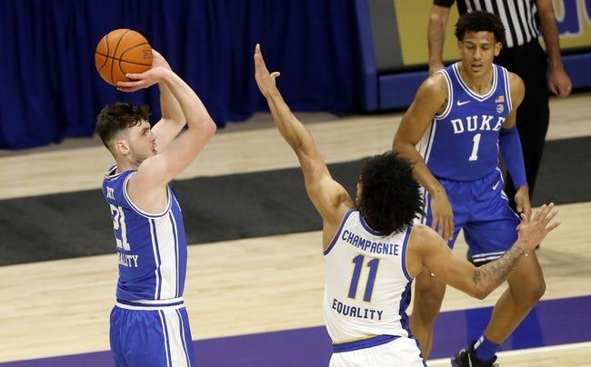 Virginia at Duke: 2/20/21 College Basketball Picks and Prediction