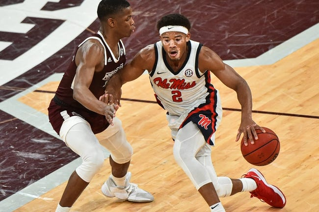 Mississippi State at Mississippi: 2/20/21 College Basketball Picks and Prediction