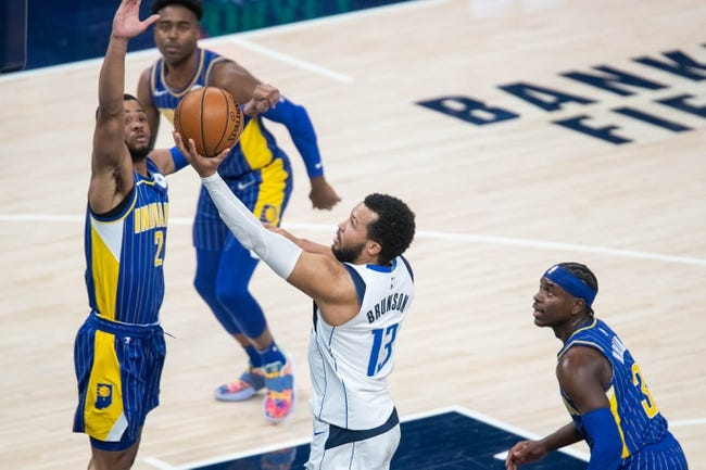Indiana Pacers at Dallas Mavericks - 3/26/21 NBA Picks and Prediction
