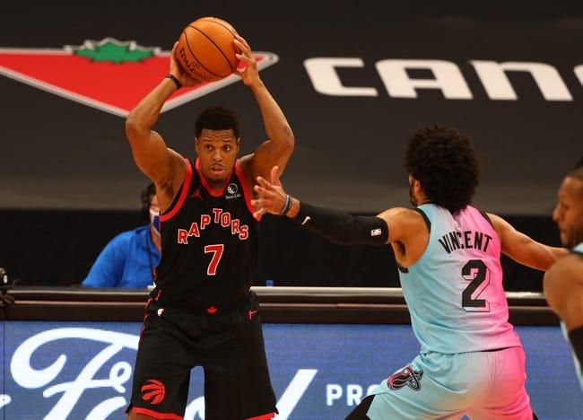 Toronto Raptors vs Miami Heat NBA Picks, Odds, Predictions 1/22/21