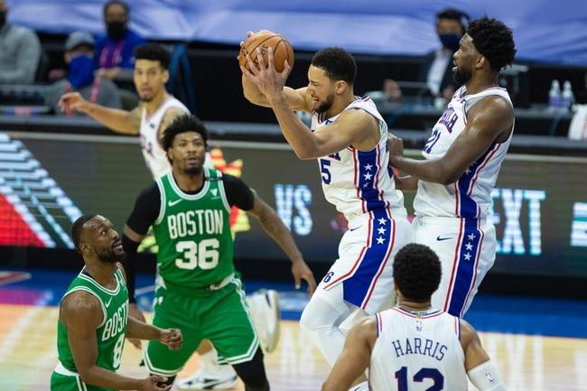 Philadelphia 76ers vs Boston Celtics NBA Picks, Odds, Predictions 1/22/21