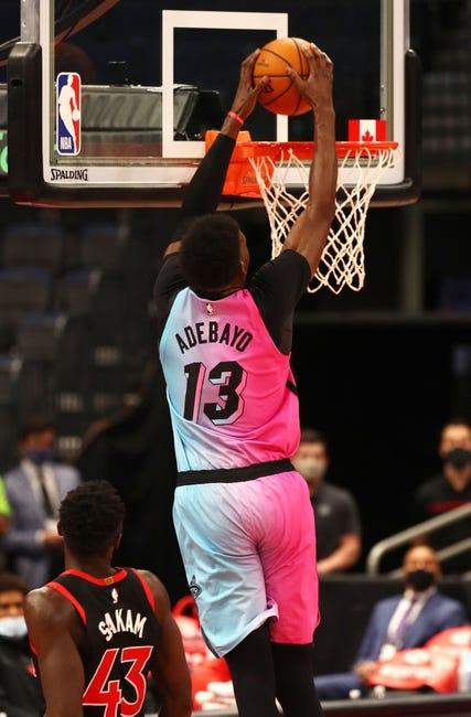 NBA Fast Friday Pick # 1 Heat / Raptors