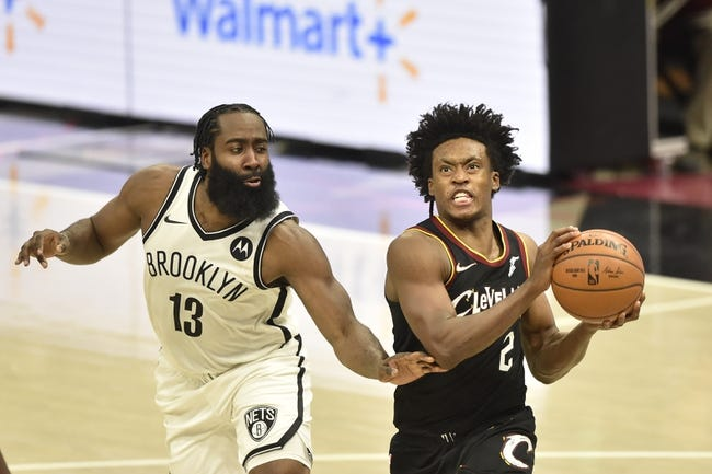 Brooklyn Nets at Cleveland Cavaliers - 1/22/21 NBA Picks and Prediction