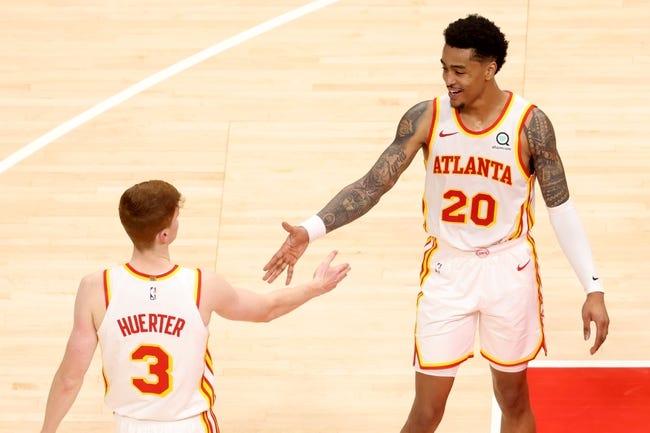 Los Angeles Clippers at Atlanta Hawks - 1/26/21 NBA Picks and Prediction