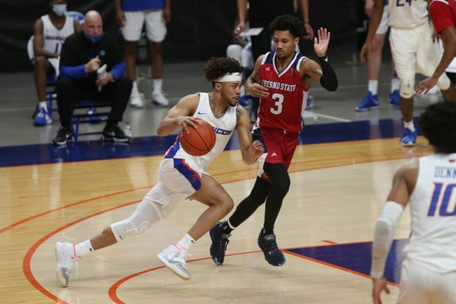 Fresno State at Boise State: 3/2/21 College Basketball Picks and Prediction