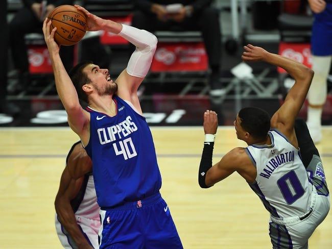 Sacramento Kings at Los Angeles Clippers - 2/7/21 NBA Picks and Prediction