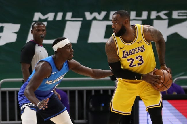 Los Angeles Lakers at Cleveland Cavaliers - 1/25/21 NBA Picks and Prediction