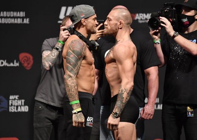 UFC 264: Dustin Poirier vs. Conor McGregor Picks and Predictions