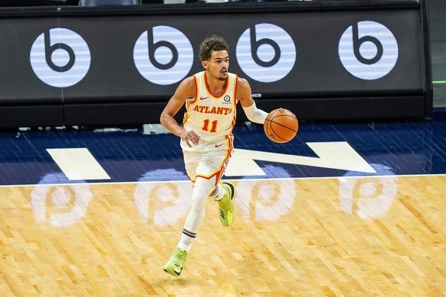 Atlanta Hawks at Washington Wizards - 1/29/21 NBA Picks and Prediction