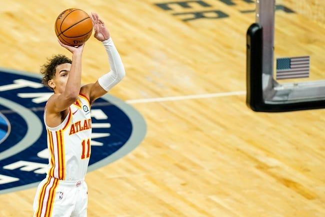Los Angeles Lakers at Atlanta Hawks - 2/1/21 NBA Picks and Prediction