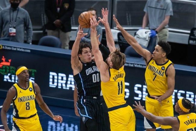 Orlando Magic vs Indiana Pacers NBA Picks, Odds, Predictions 4/9/21