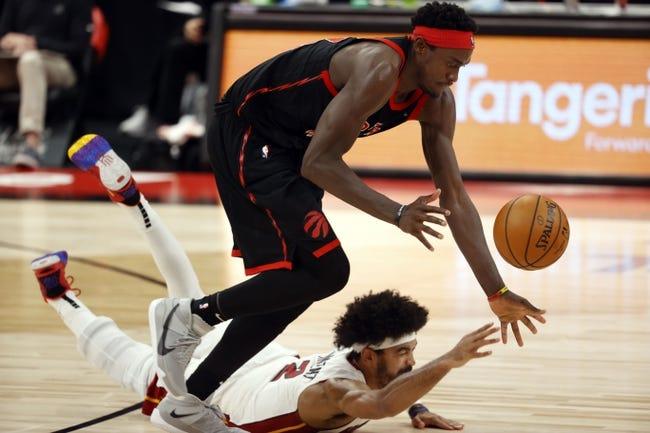 Toronto Raptors at Indiana Pacers - 1/25/21 NBA Picks and Prediction