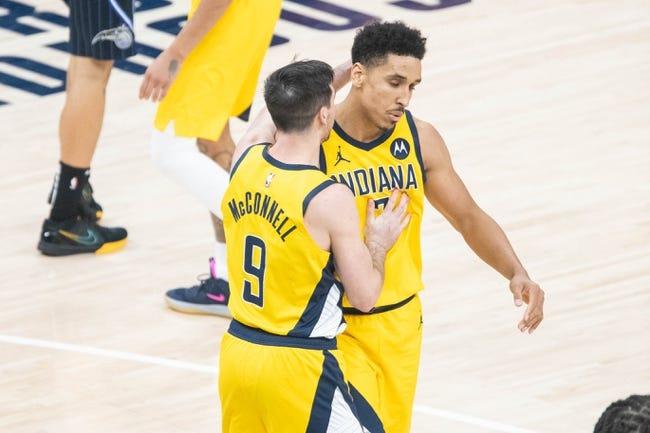 Toronto Raptors at Indiana Pacers - 1/24/21 NBA Picks and Prediction