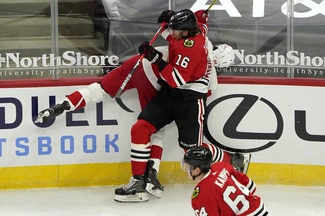 Detroit Red Wings vs Chicago Blackhawks NHL Picks, Odds, Predictions 2/15/21