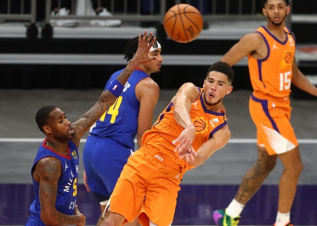 Phoenix Suns vs Denver Nuggets NBA Picks, Odds, Predictions 1/23/21