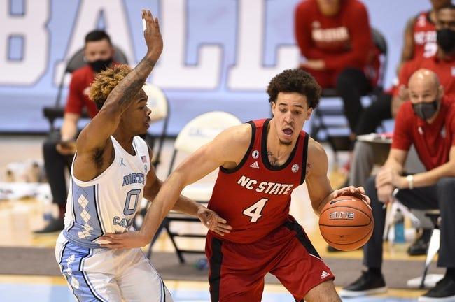 North Carolina State at Colorado State: 3/25/21 College Basketball Picks and Prediction