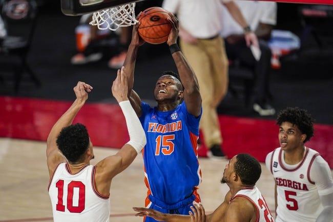 Georgia at Florida: 2/20/21 College Basketball Picks and Predictions