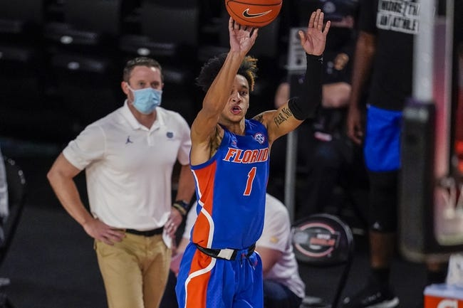 Florida at Auburn: 2/23/21 College Basketball Picks and Prediction