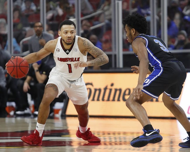 Duke at Louisville: 3/10/21 College Basketball Picks and Prediction