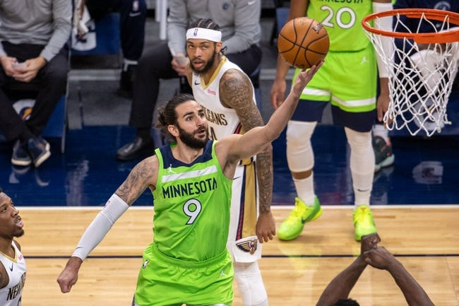 Minnesota Timberwolves at New Orleans Pelicans - 3/11/21 NBA Picks and Prediction