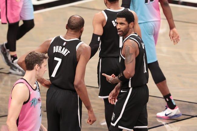 Brooklyn Nets at Atlanta Hawks - 1/27/21 NBA Picks and Prediction