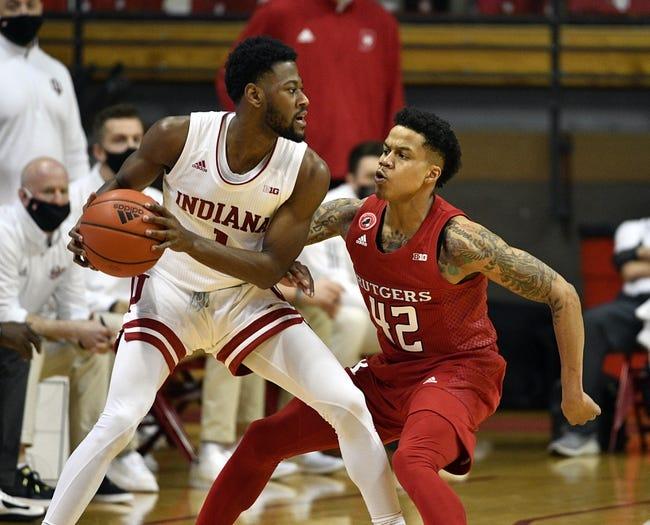 Rutgers vs Indiana College Basketball Picks, Odds, Predictions 2/24/21
