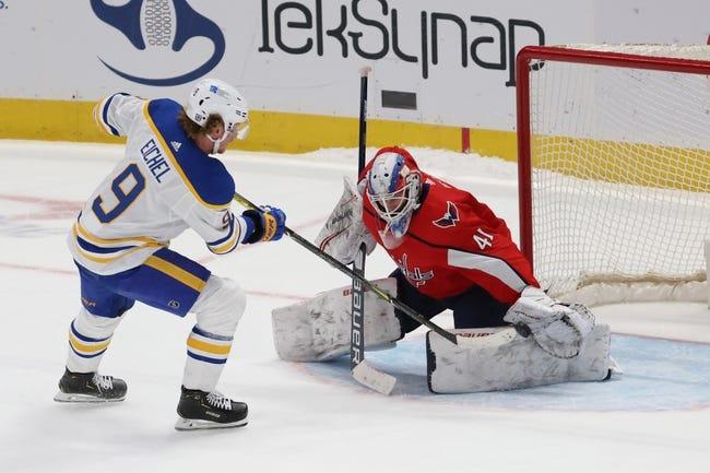 Washington Capitals vs Buffalo Sabres NHL Picks, Odds, Predictions 2/18/21