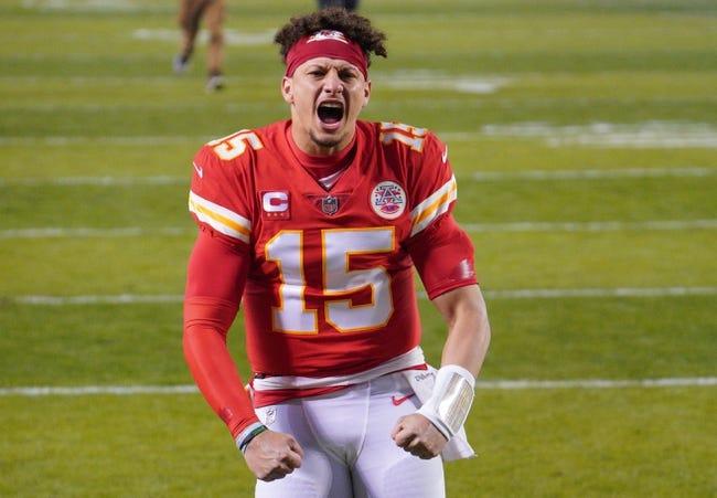 Kansas City Chiefs at Tampa Bay Buccaneers: 2/7/21 NFL Super Bowl Picks and Predictions