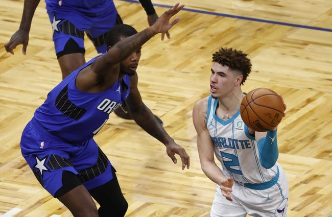 Charlotte Hornets at Orlando Magic - 1/25/21 NBA Picks and Prediction