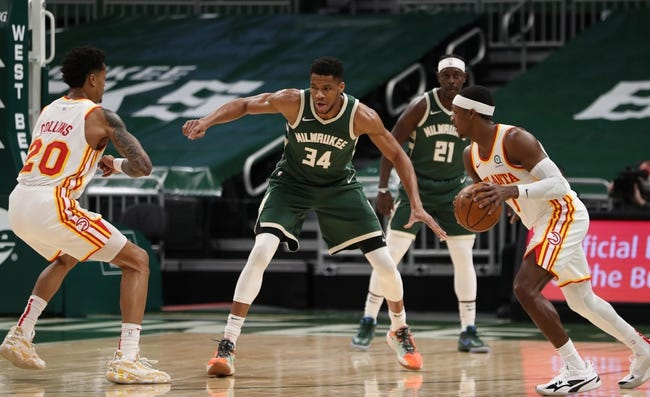 Milwaukee Bucks at New Orleans Pelicans - 1/29/21 NBA Picks and Prediction
