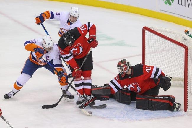 New Jersey Devils vs New York Islanders NHL Picks, Odds, Predictions 3/2/21