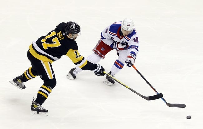 New York Rangers vs Pittsburgh Penguins NHL Picks, Odds, Predictions 1/30/21