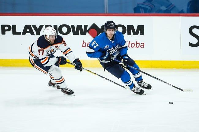 Winnipeg Jets vs Edmonton Oilers NHL Picks, Odds, Predictions 1/26/21