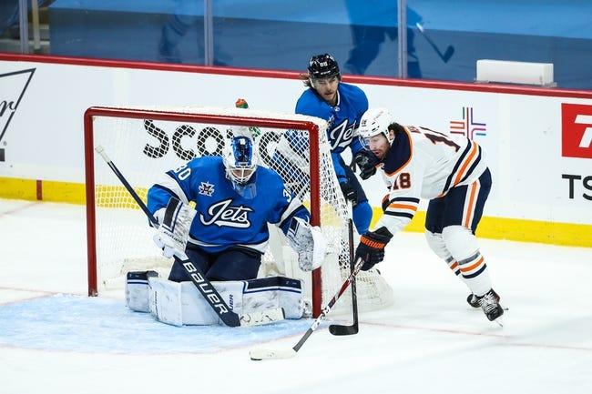 Edmonton Oilers at Winnipeg Jets - 1/26/21 NHL Picks and Prediction