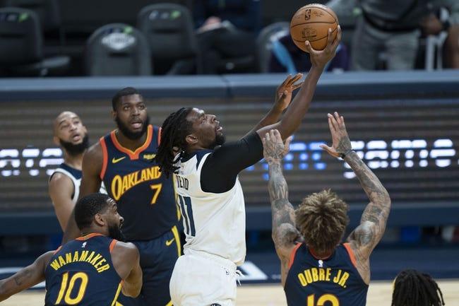 Minnesota Timberwolves at Golden State Warriors - 1/27/21 NBA Picks and Prediction