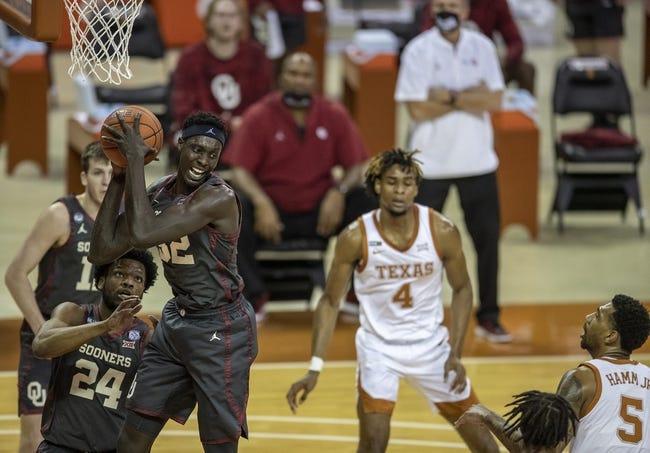 Texas at Oklahoma: 3/4/21 College Basketball Picks and Predictions
