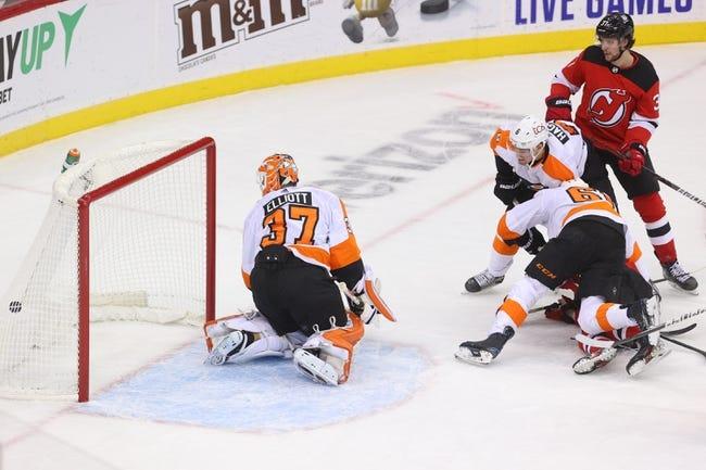 New Jersey Devils vs Philadelphia Flyers NHL Picks, Odds, Predictions 1/28/21