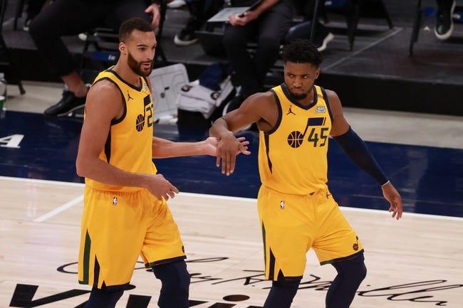 Utah Jazz at Charlotte Hornets - 2/5/21 NBA Picks and Prediction