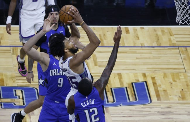 Orlando Magic at Sacramento Kings - 2/12/21 NBA Picks and Prediction