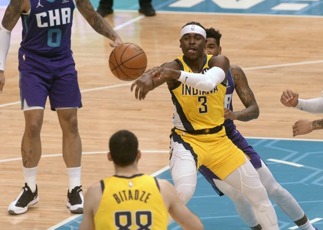 Charlotte Hornets vs Indiana Pacers NBA Picks, Odds, Predictions 1/29/21