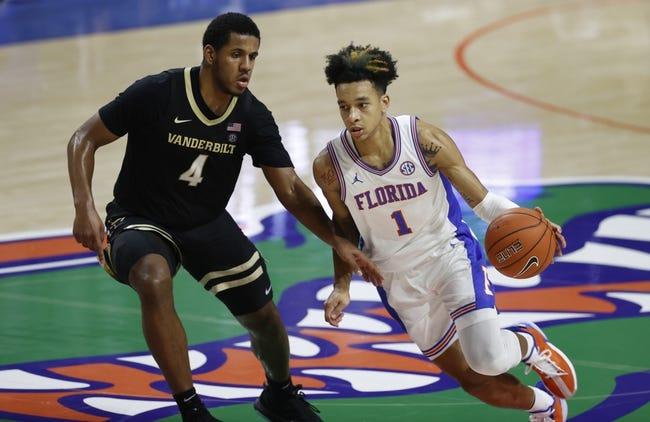 Florida at Vanderbilt - 3/11/21 College Basketball Picks and Prediction