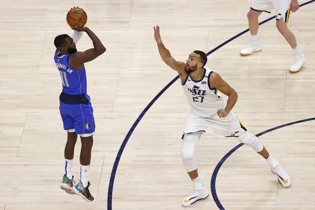 Utah Jazz vs Dallas Mavericks NBA Picks, Odds, Predictions 1/29/21
