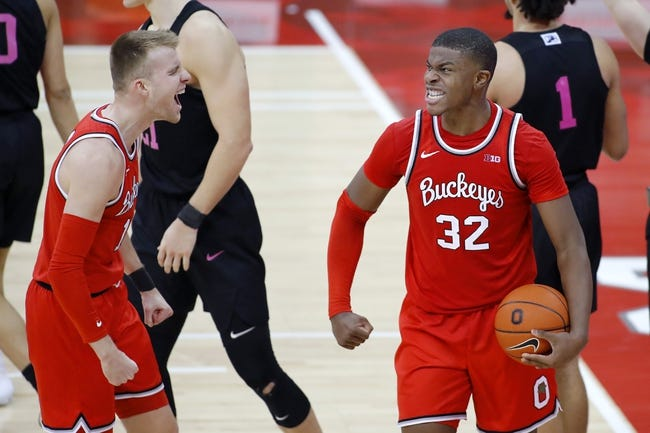Ohio State at Penn State - 2/18/21 College Basketball Picks and Prediction