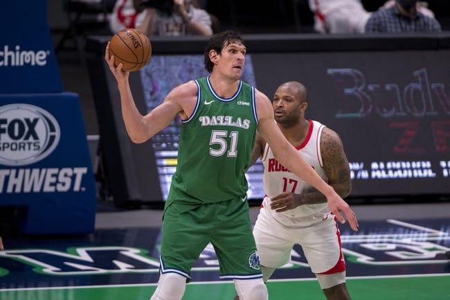 Dallas Mavericks at Houston Rockets - 4/7/21 NBA Picks and Prediction